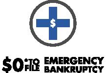 emergency bankruptcy filing